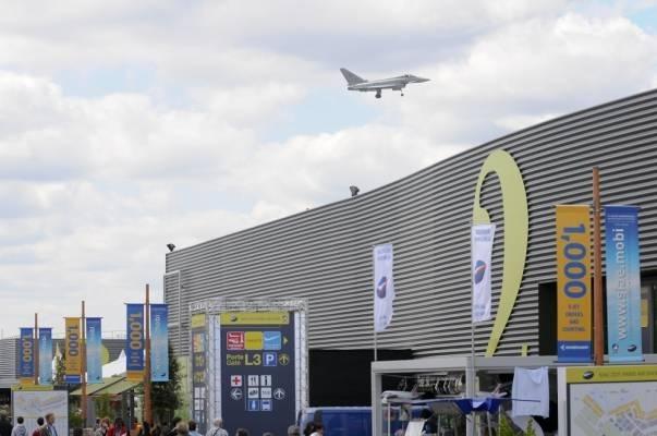 Авиасалон в Ле Бурже 2013: Фото