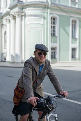 Твидовый велопробег 2013: Фото