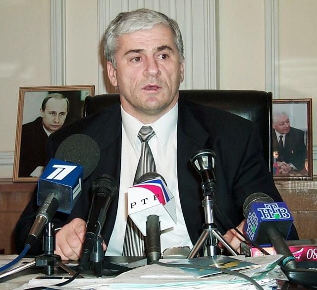 Мэр Махачкалы Саид Амиров: Фото