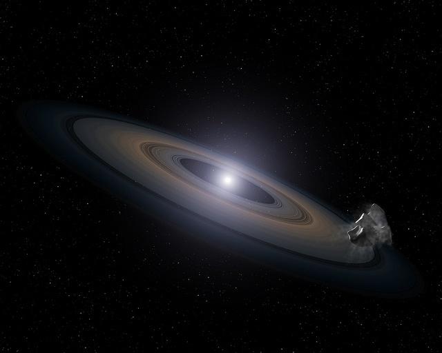 Астероиды: Фото
