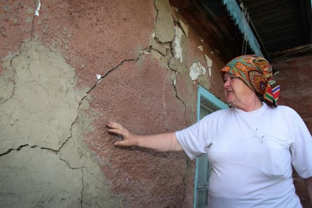 Последствия землетрясения в Кемеровской области (фото): Фото