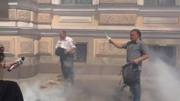 Акция Другой России в УФМС 27 июня 2013: Фото
