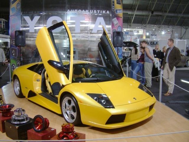 Lamborghini Murcielago: Фото