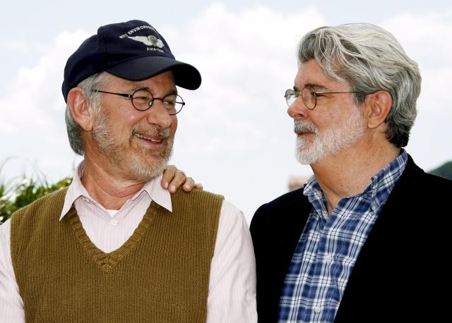 Стивен Спилберг и Джордж Лукас: Фото