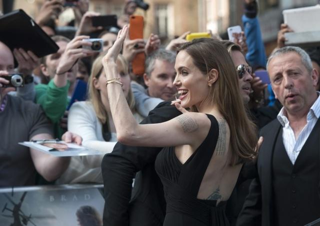 Анджелина Джоли после операции: Фото
