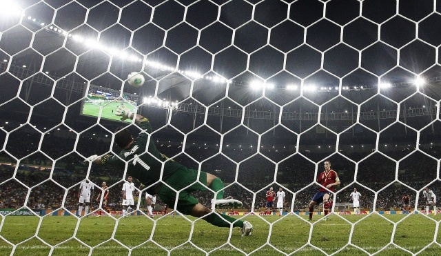 Испания - Таити на Кубке конфедераций 2013 года: Фото