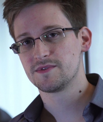 Эдвард Сноуден: Фото