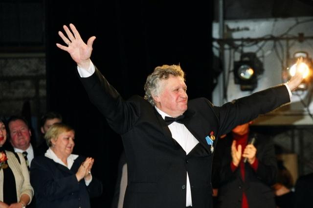 Актер Малого театра Ярослав Барышев: Фото