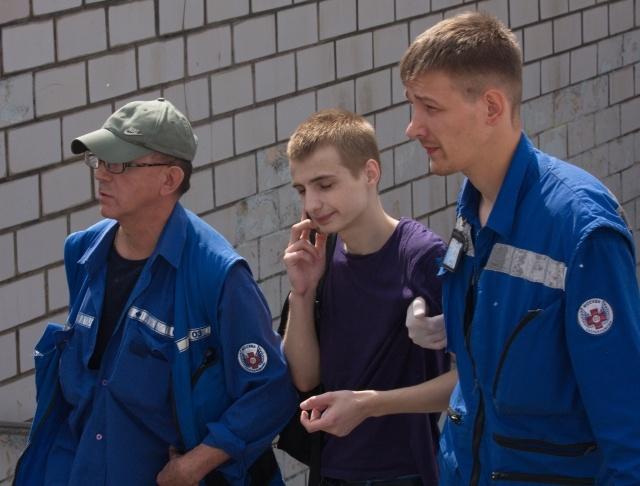 Сбой в метро Москвы 11 июня 2013 года: Фото