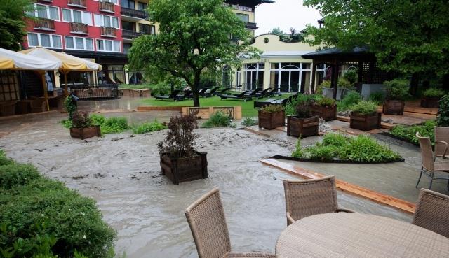 Наводнение в Европе, июнь 2013: Фото