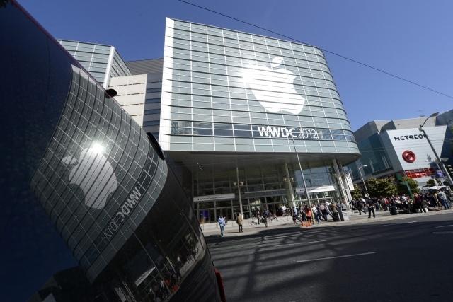 WWDC в 2012 году: Фото