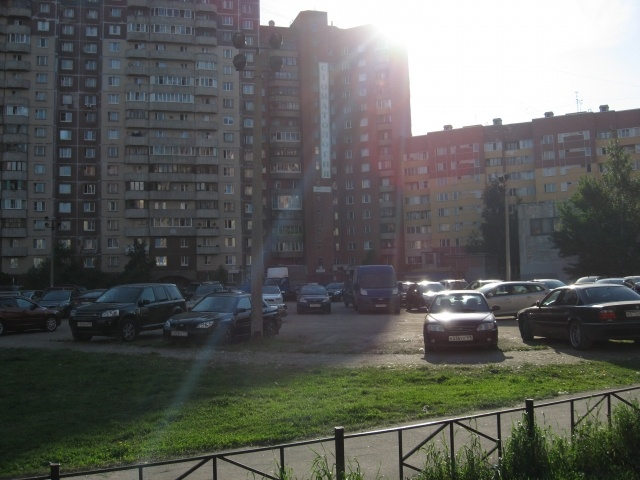 На ул.Савушкина: Фото