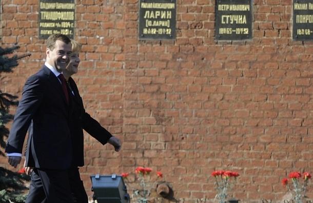 Предполагается перезахоронение урн с прахом из Кремлевской стены