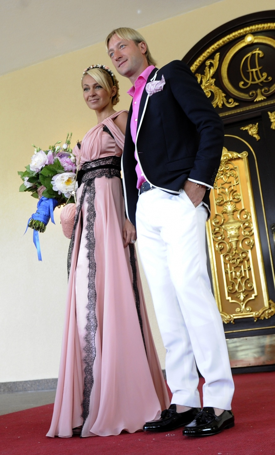 Свадьба кудрявцевой макарова фото