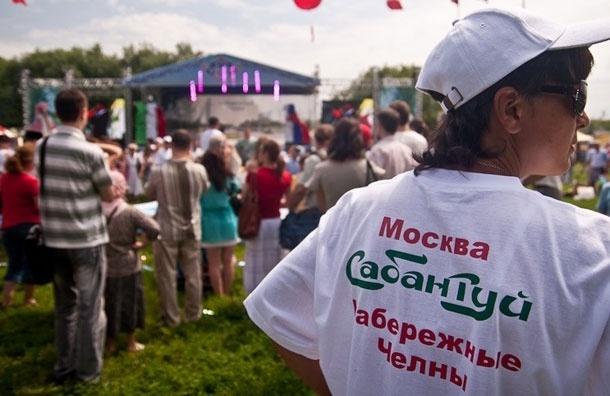 """Сабантуй приезжает в музей """"Коломенское"""""""