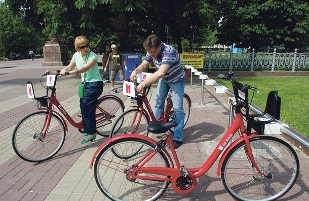 Город на колесах. Как пользоваться велопрокатом в Москве