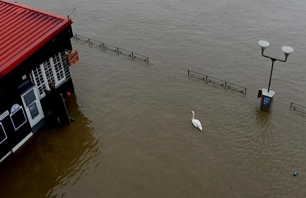 В Чехии введено чрезвычайное положение из-за наводнения