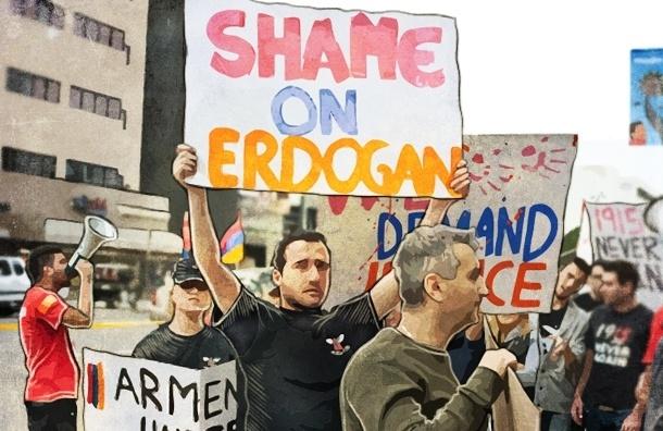 Рустем Адагамов из Турции: В России такие протесты невозможны – народ нецивилизованный, дикий