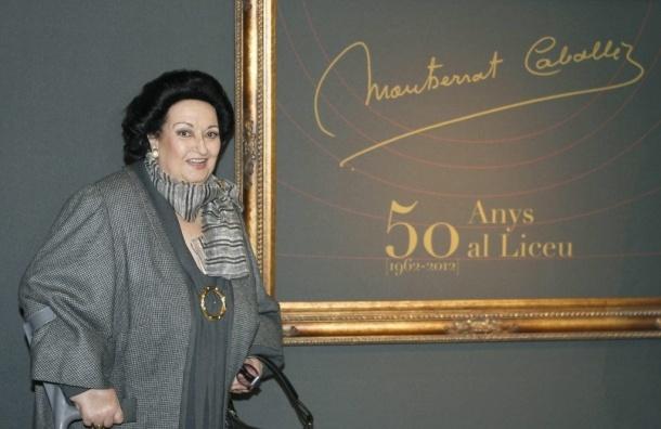 Монсерат Кабалье объявлена персоной нон-грата в Азербайджане