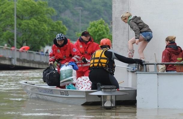 РФ предлагает помощь Европе в ликвидации последствий наводнения
