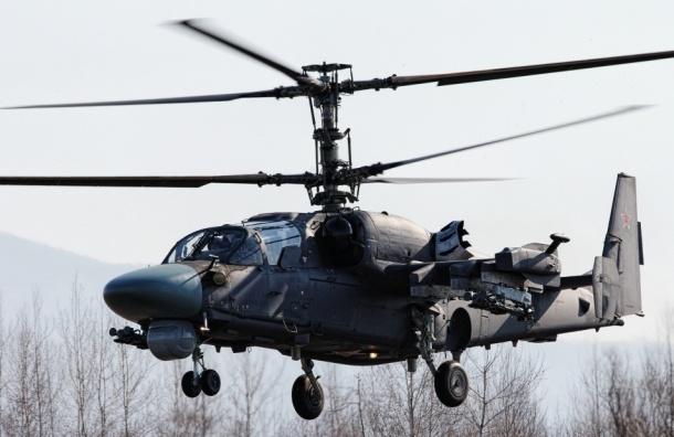 Ка-52 запретили полет в прайм-тайм в Ле Бурже
