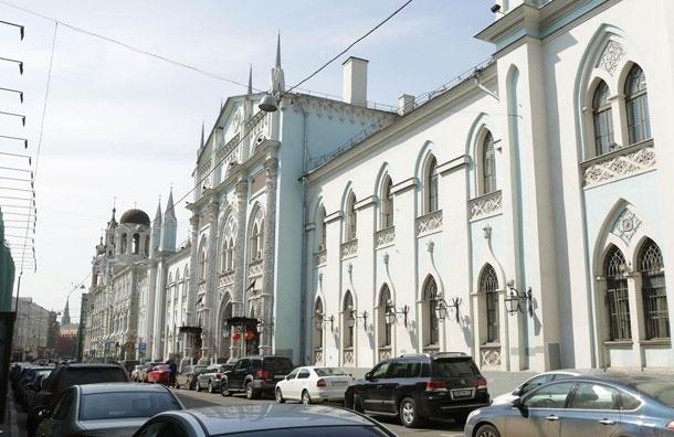 Новые пешеходные зоны Москвы: Никольская, Большая Дмитровка, Крымская набережная