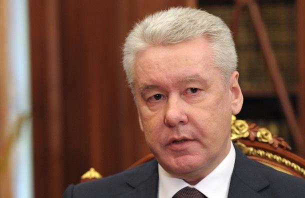 Мэр Москвы Сергей Собянин может добровольно подать в отставку