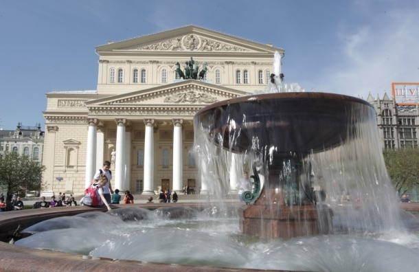 При ремонте Большого театра украли 90 млн рублей
