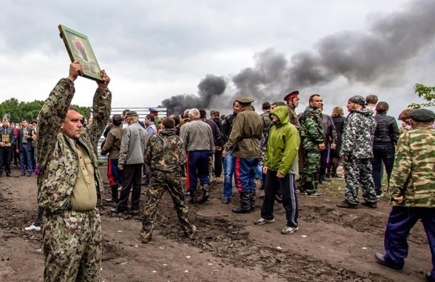 Нападение на лагерь геологов под Воронежем: кадры с места