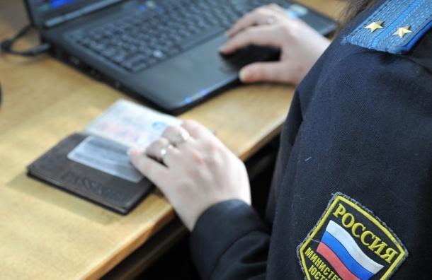 Уроженец Кыргызстана задержан при попытке дачи взятки инспектору ГИБДД