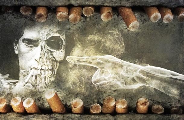 Курильщики о рисунках на пачках сигарет: это хамство и «треш», но курить будем!