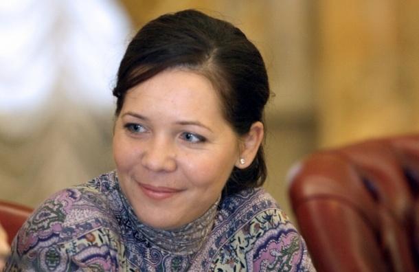 Анастасия Ракова возглавит предвыборный штаб С.Собянина