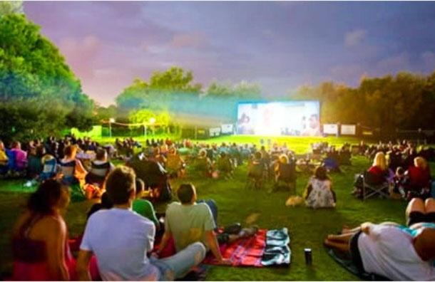 Открытый кинотеатр с экраном в 24 метра установят для гостей ВВЦ