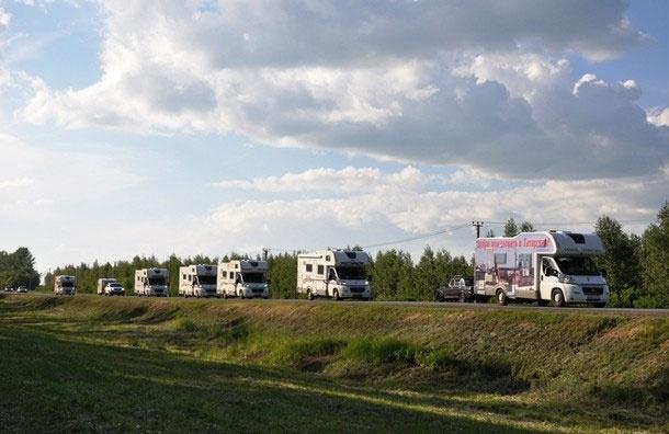 Путешествие в «Автодоме» по России: комфорт или экстрим?
