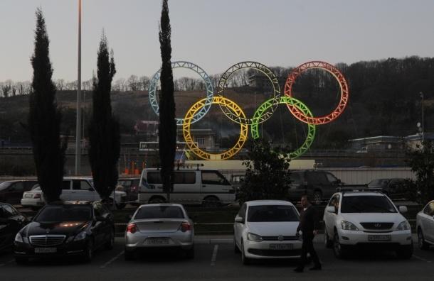 В Сочи во время Олимпиады не пустят иногородний транспорт