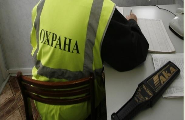 Охранник жестоко избил посетителя московского торгового комплекса