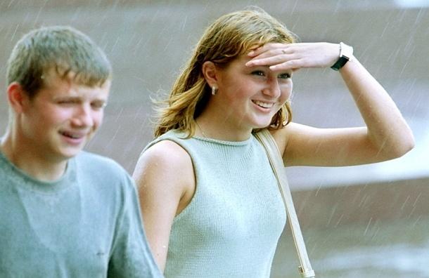 В Москве всю неделю будет теплая дождливая погода