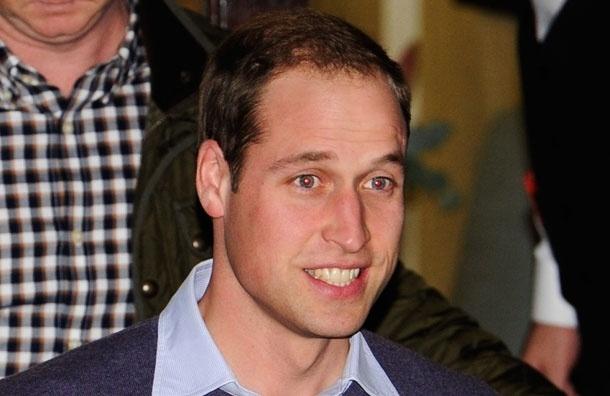 В крови принца Уильяма найден «индийский ген»