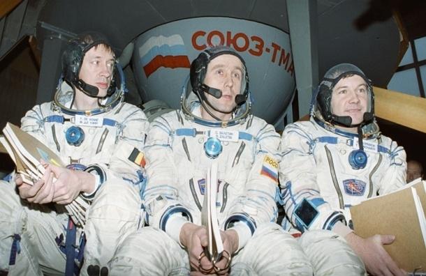 Московских школьников будут обучать космонавты с орбиты