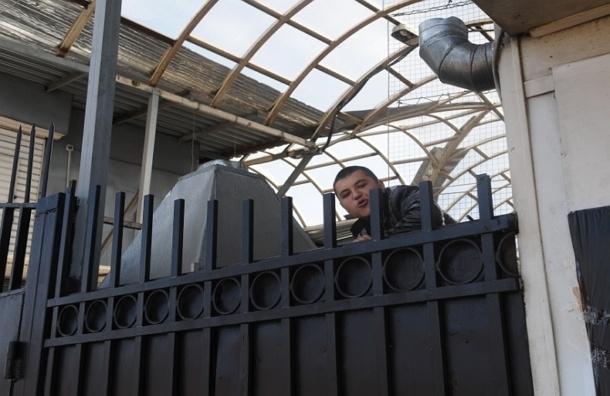 На территории Черкизовского рынка обнаружен подземный бункер с нелегальными рабочими