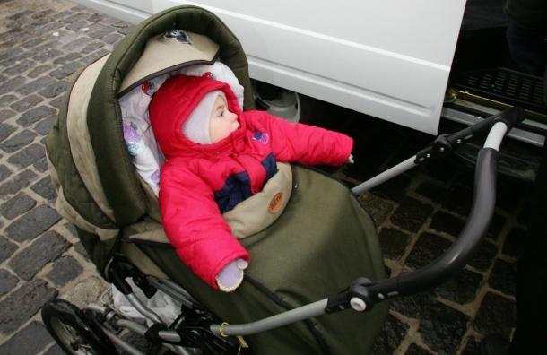 Воронежские полицейские ищут похитителя 3-месячного малыша