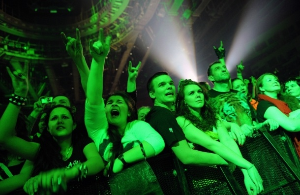 Крупнейший рок-фестиваль Park Live стартует на ВВЦ