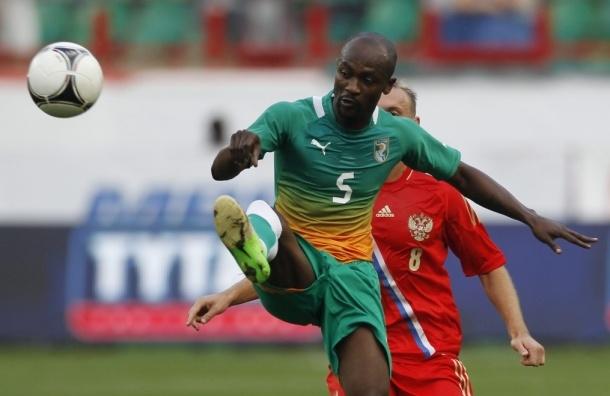 Нашлись пропавшие футболисты из Кот-д'Ивуара