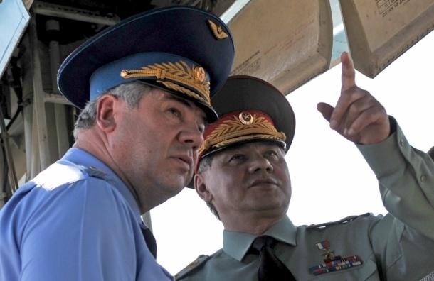В Белоруссии создадут базу ВВС РФ - Главком ВВС