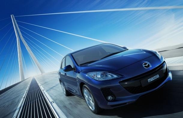 Прошла презентация Mazda 3