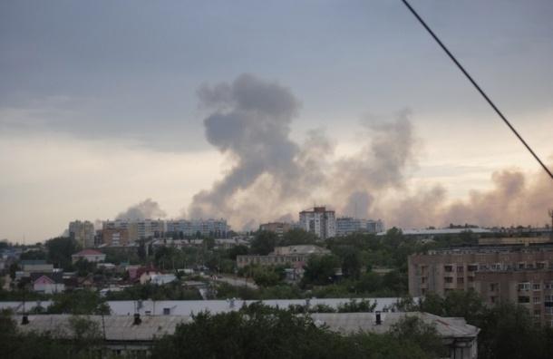 Взрывы в Самарской области продолжаются