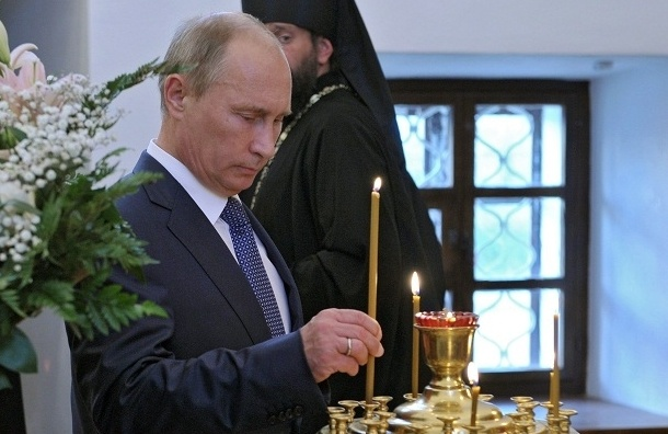 Путин подписал закон о наказании за оскорбление чувств верующих