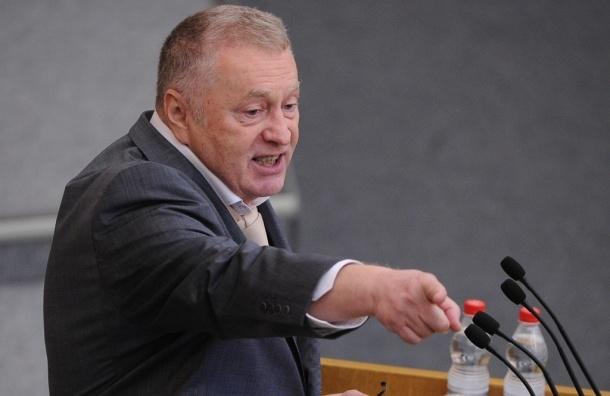 Владимир Жириновский предлагает отменить ЕГЭ