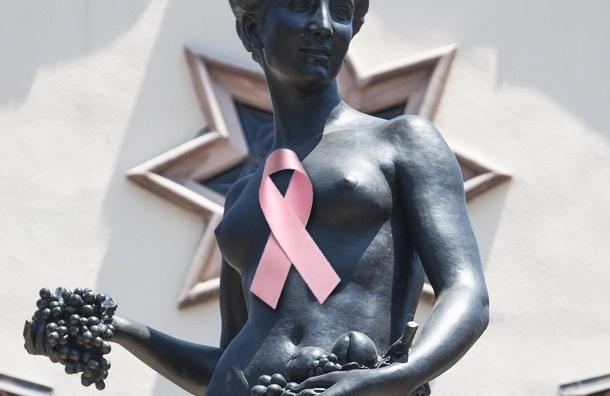 Какая грудь больше подвержена риску заболеть раком