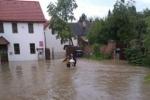 Пик наводнения в Праге ожидается 4 июня 2013 года
